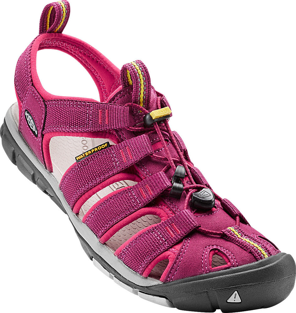Keen Sandale »Clearwater CNX Sandals Women«, rosa, pink